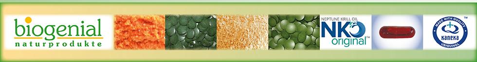 biogenial Online-Shop